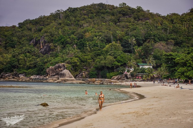 лучшие пляжи Самуи