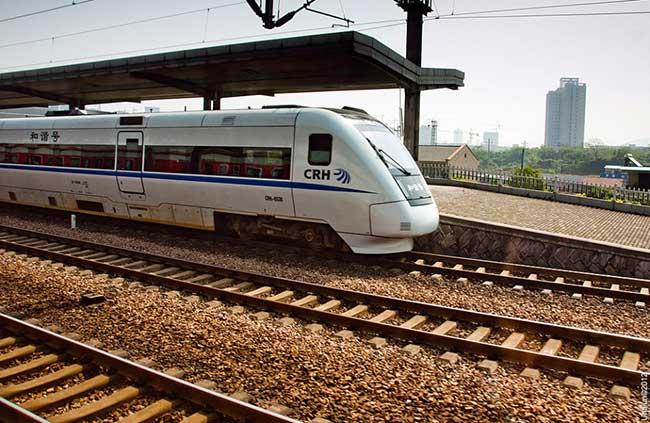 Классификация китайских поездов