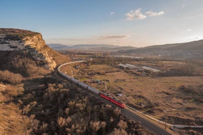 поезда в Крым 2020