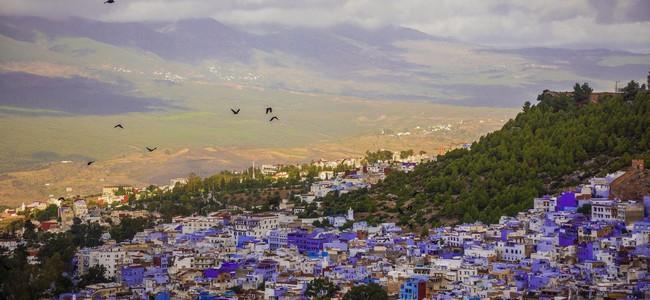 Погода в Марокко по месяцам