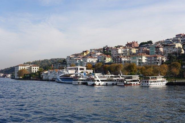 район Ускюдар Стамбул