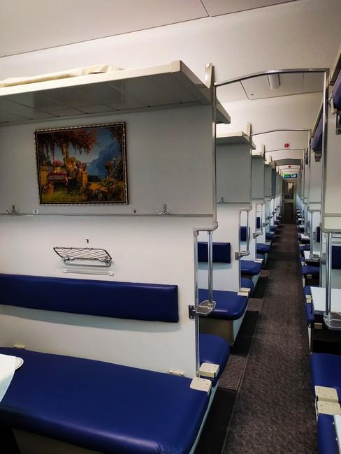 поезд Туапсе-Гагры