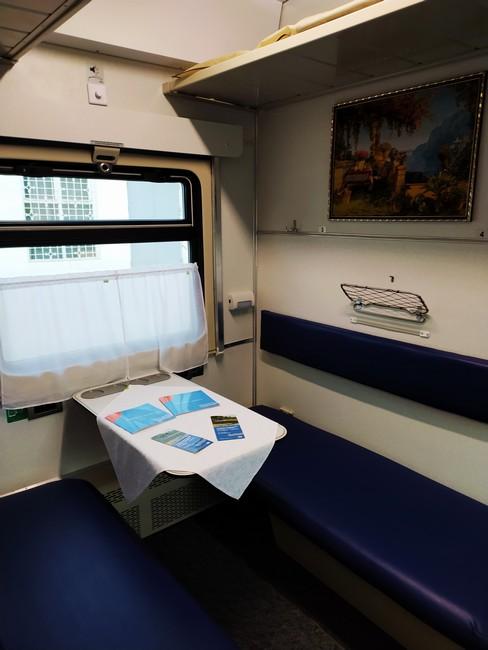 ретро-поезд в Абхазию