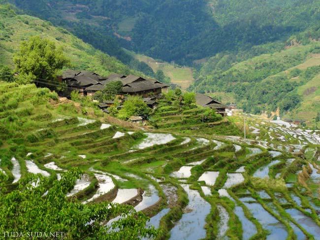 Деревня Китай