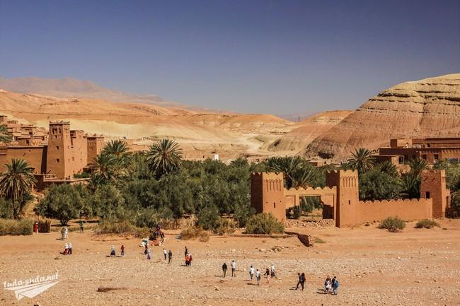 Айт-Бен-Хадду Марокко