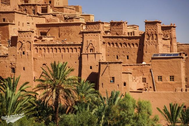 Марокко крепость