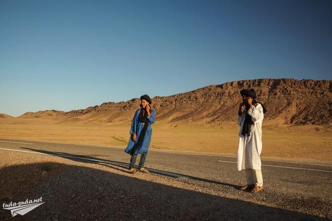 берберы марокко