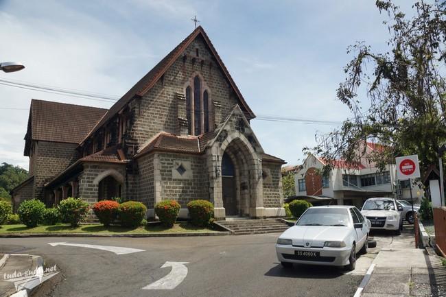 Сандакан церковь Сандакан Малайзия
