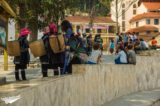 Люди Вьетнам