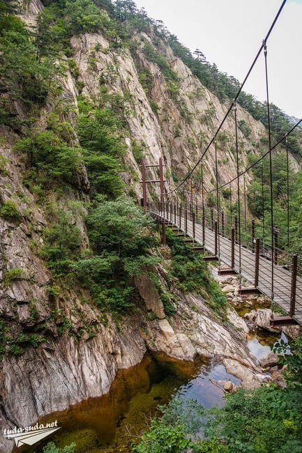 Seoraksan Bridge