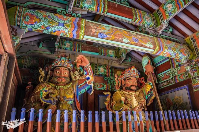 South Korea Buddhism
