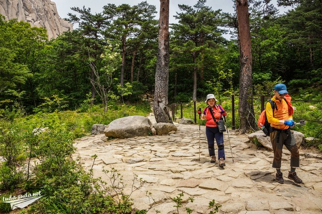 Korean Hiking