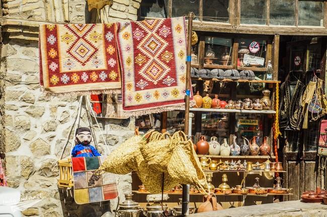 Шеки Азербайджан фото