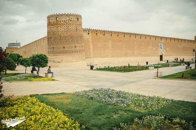 Шираз крепость