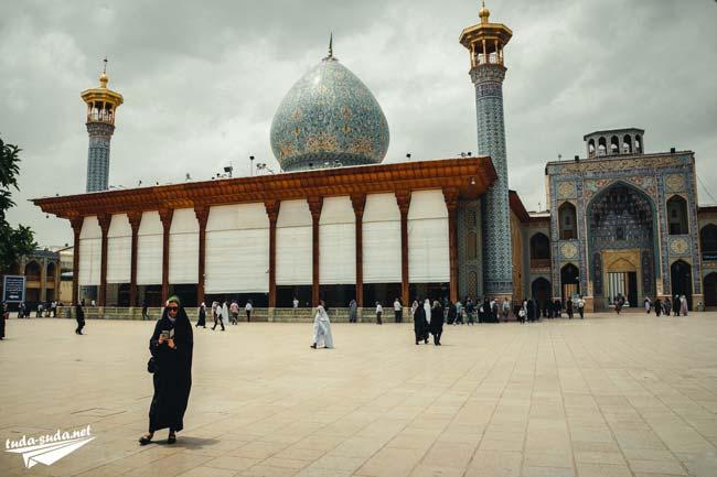 Shah-e Cheragh Shiraz