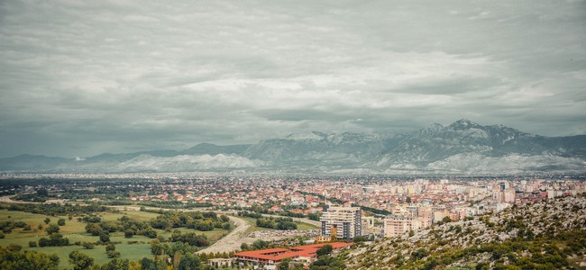 Шкодер Албания