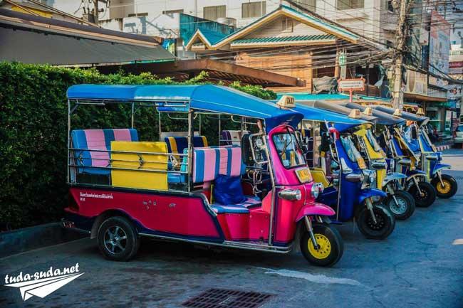 Сколько брать денег в Таиланд