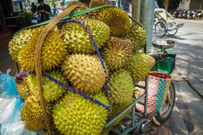 дуриан вьетнам