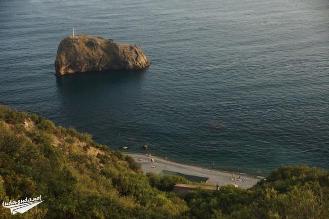 Яшмовый пляж Крым