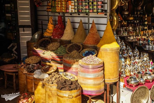 специи марокко