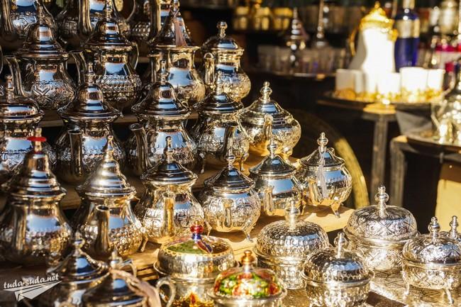 чайник марокко