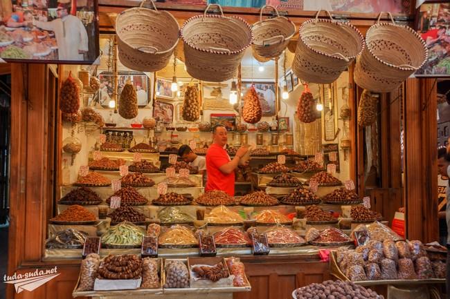 марокко сладости