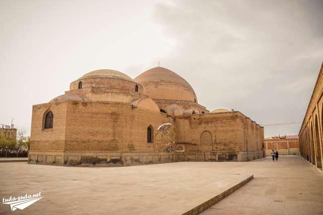 Kabud Mosque Tabriz