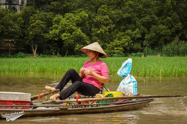 Вьетнам лодка