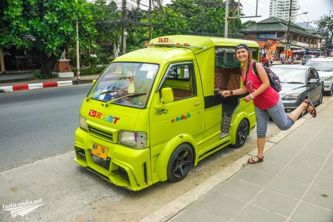 tuk-tuk Phuket