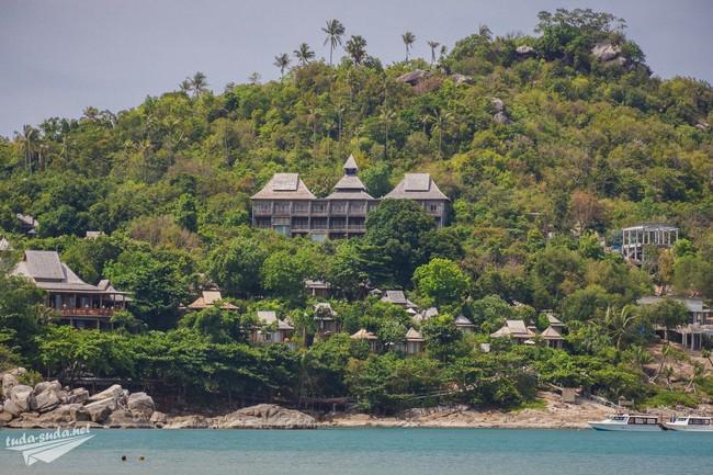 Панган отели