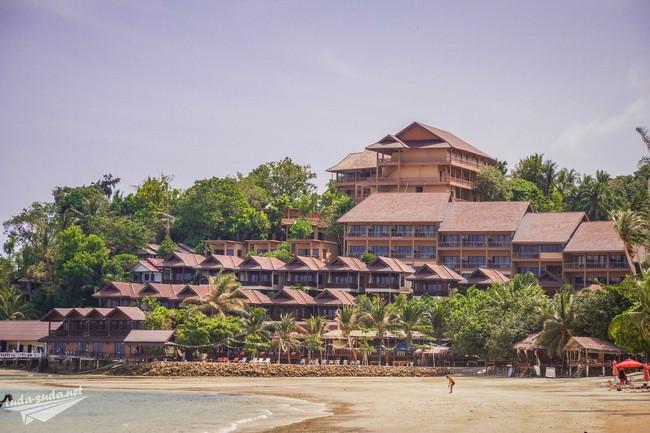 Панган отели цены