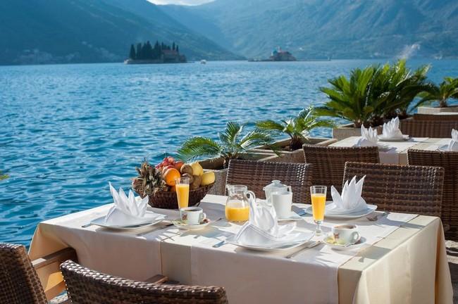 Ресторан Черногория