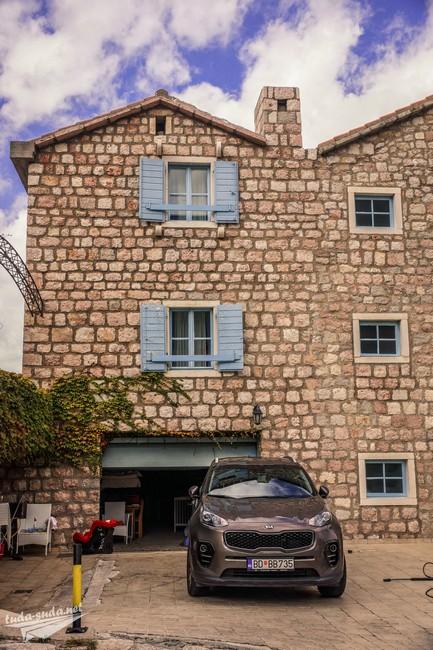 стоимость аренды авто в Черногории