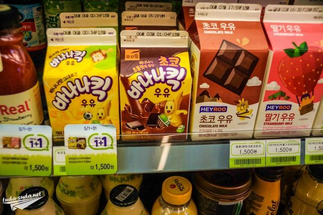 продукты Южная Корея