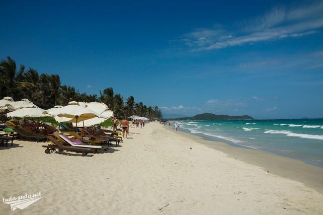 Пляж Зоклет Вьетнам