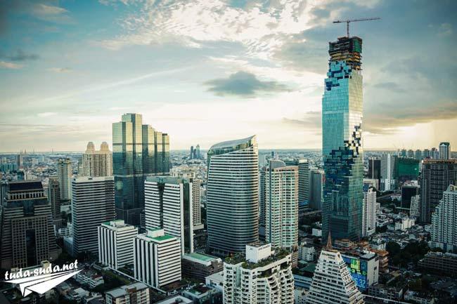 Бангкок небоскребы