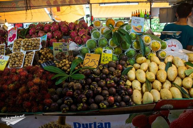 Патонг цены на еду