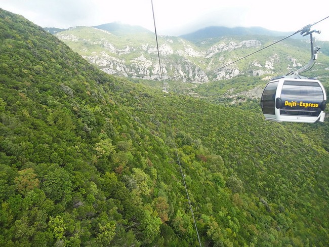 Гора Дайти Тирана