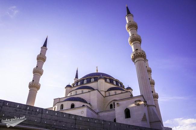 мечеть Тирана