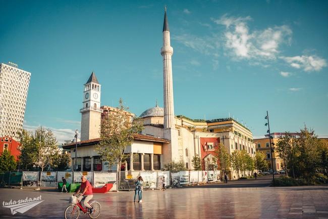 Мечеть Эфем-Бей Тирана