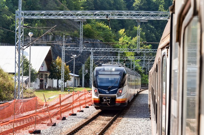 Поезд Белград Бар