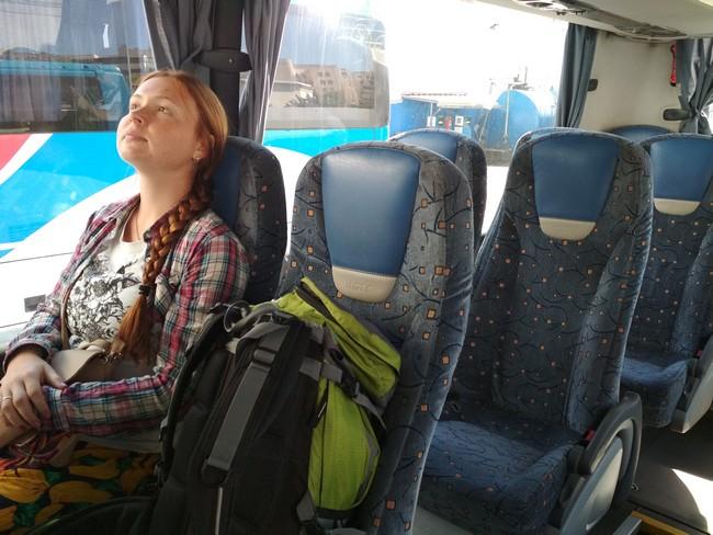 автобусы марокко