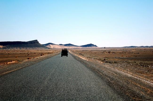 марокко дороги