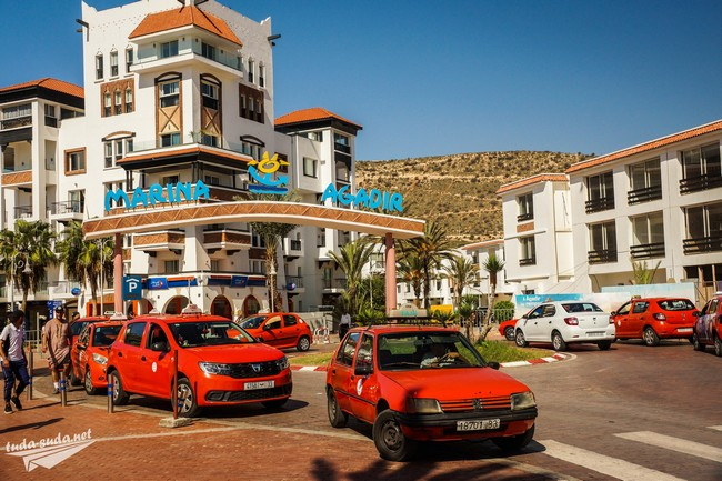 такси марокко