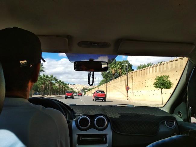 марокко дорога