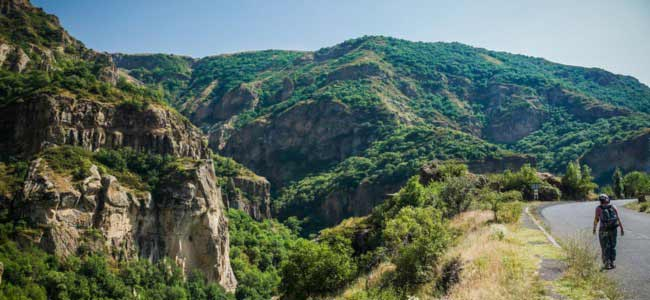 Армения для туристов из россии