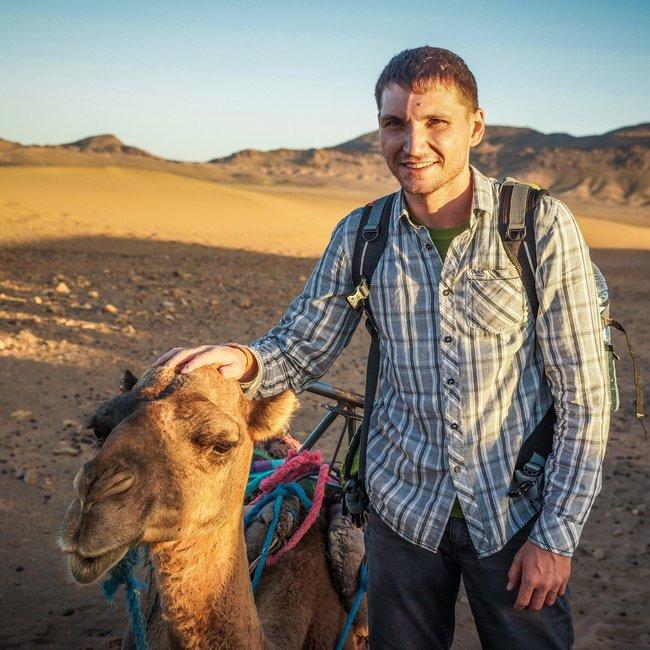 пустыня Марокко фото