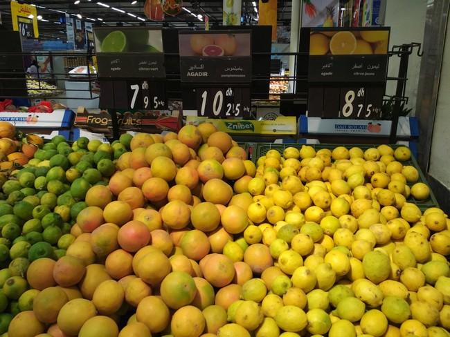 марокко цены в магазинах