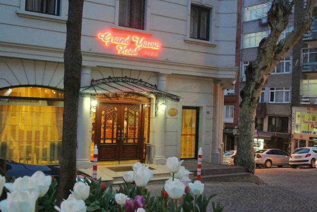 Бесплатный отель в Стамбуле