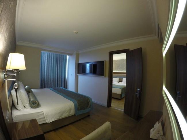Grand Hotel Yavuz Istanbul